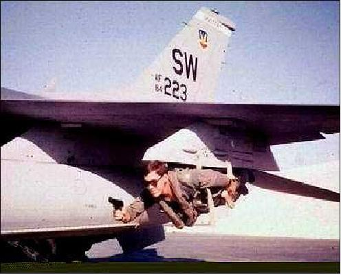 Canadian Airforce???